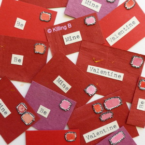 'Be Mine, Valentine' - Red Envelopes