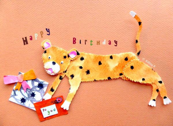 The Leopard's Birthday