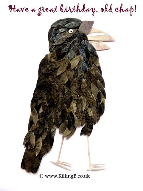 Crow - Happy Birthday