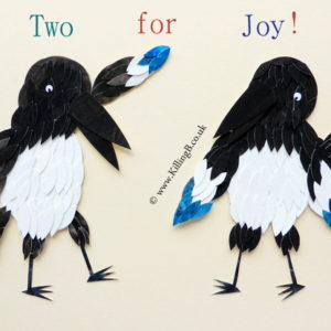 Two for Joy (Magpies)