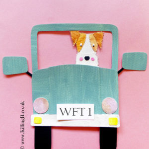 ire Fox Terrier Driver