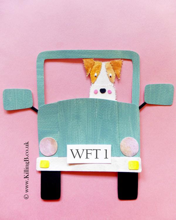 ire Fox Terrier Driver