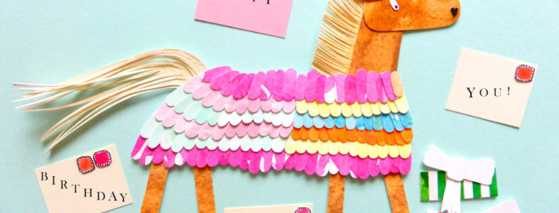 Birthday Gift Horse