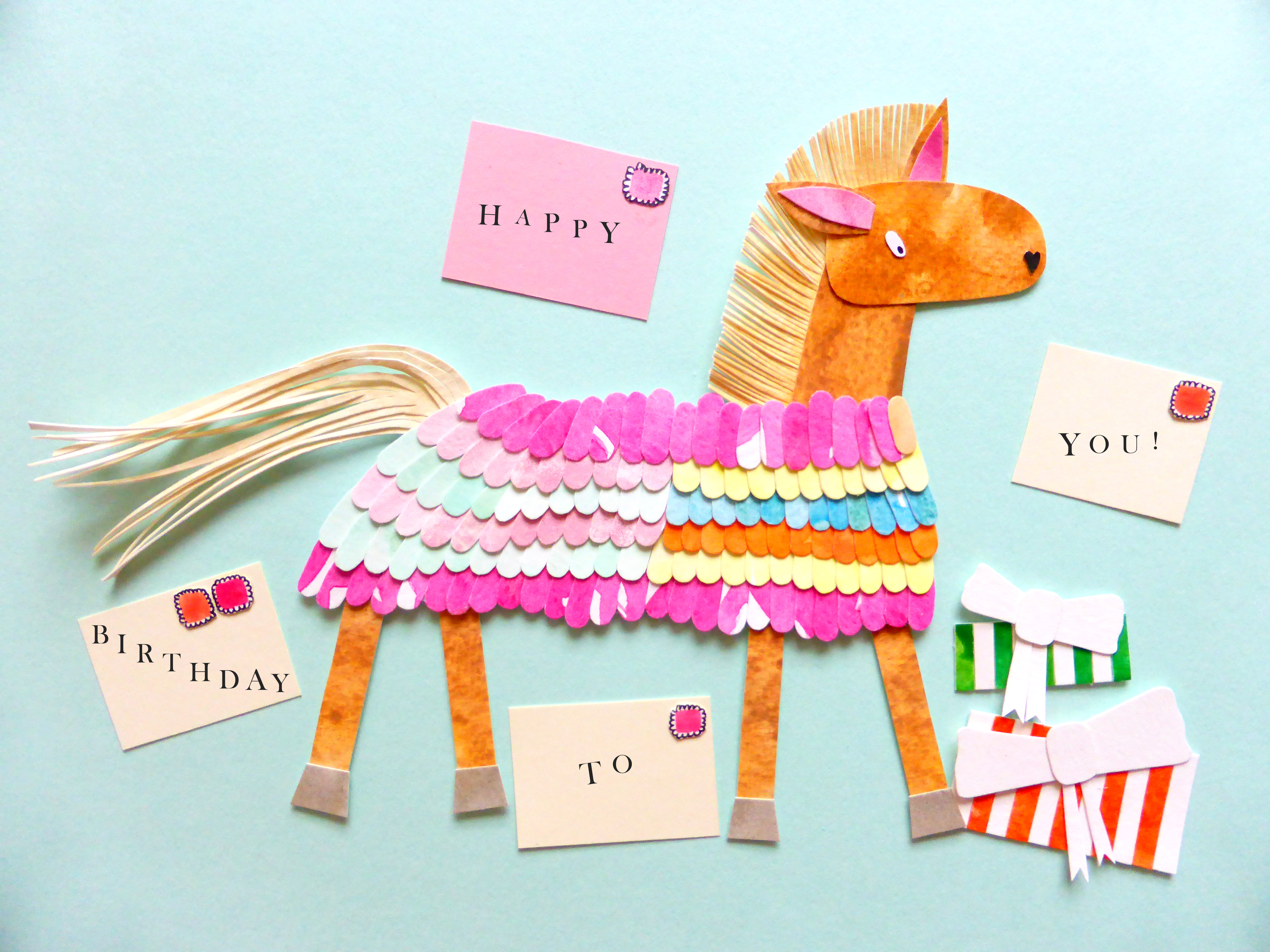 Birthday gift horse greetings cards personalised stationery birthday gift horse negle Images