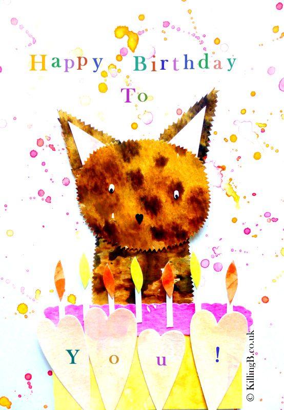 Birthday Kitkat