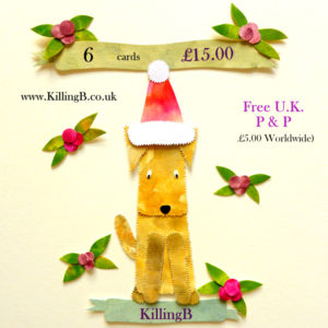 Buy 6 cards for £15.00