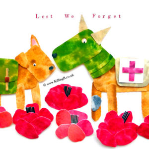 Lest We Forget - Service Dogs