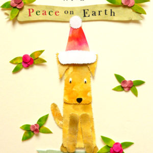 'Peace on Earth' Terrier