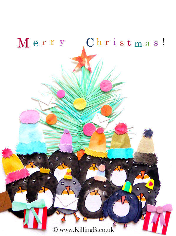 Tree Penguins