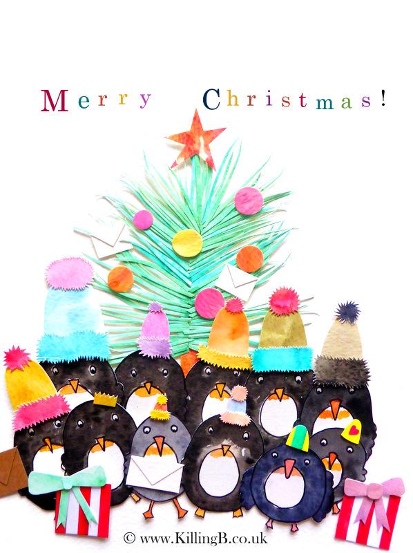 Tree Penguins
