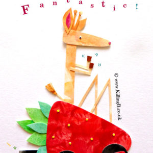 Fantastic! (Strawberry Vehicle)