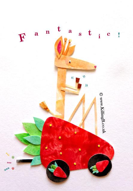 Fantastic! (Strawberry Vehicle)