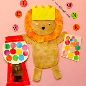 Sweetie Lion