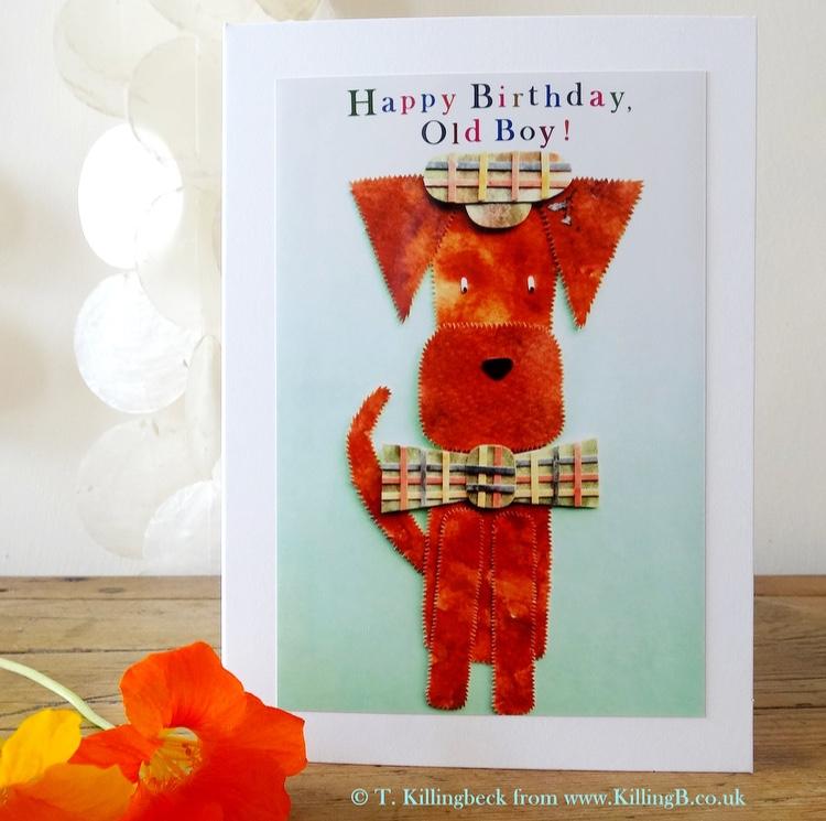 Happy Birthday, Old Boy!