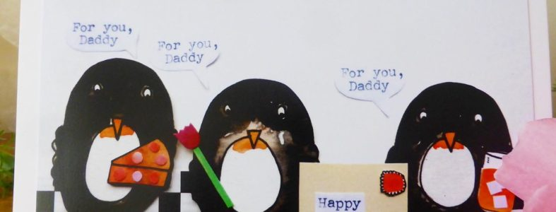 For you, Daddy - Penguins
